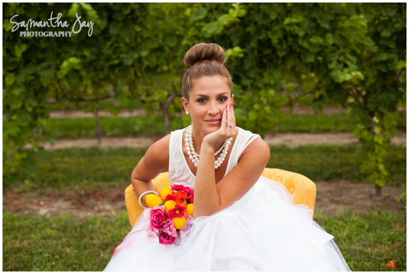 Bridals are always a blast especially when your bride is a super model! Check her out!