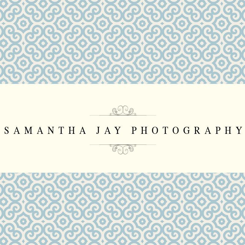SamanthaJayWeddingLogo