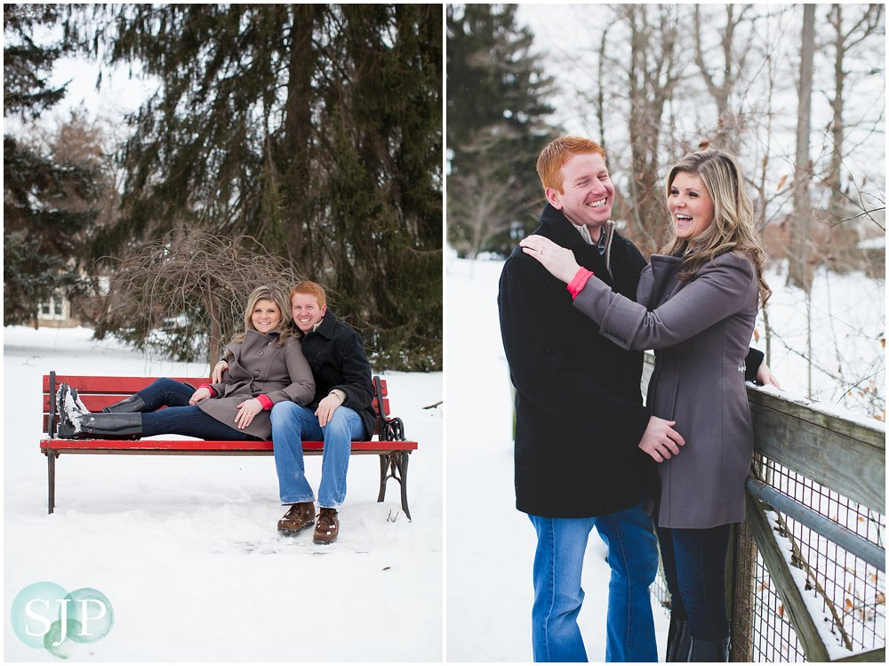 West Chester, PA Engagement Session: Kelly + John