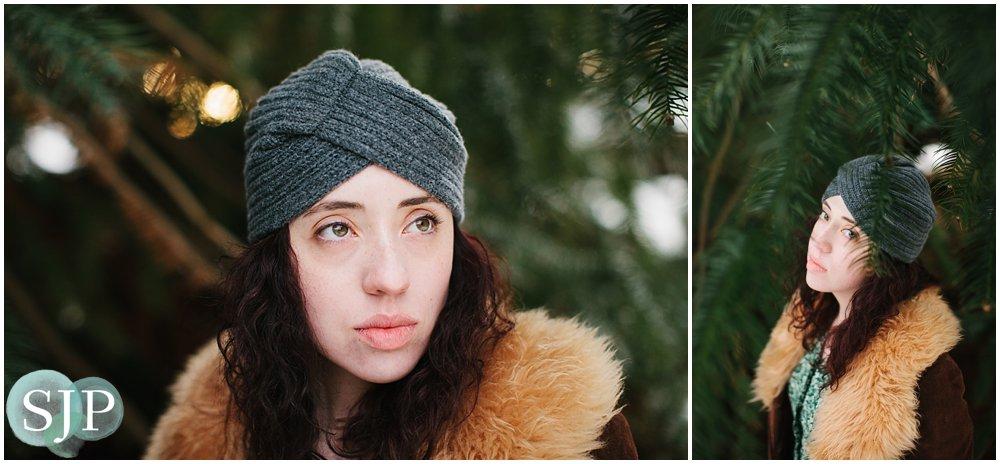 2014-03-Kristen at Tyler Arboretum Media PA Portrait Photographer