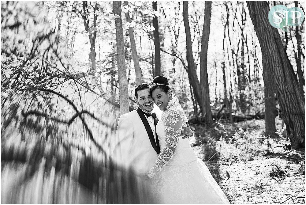 Philadelphia PA Wedding Photographer Naida and Josh