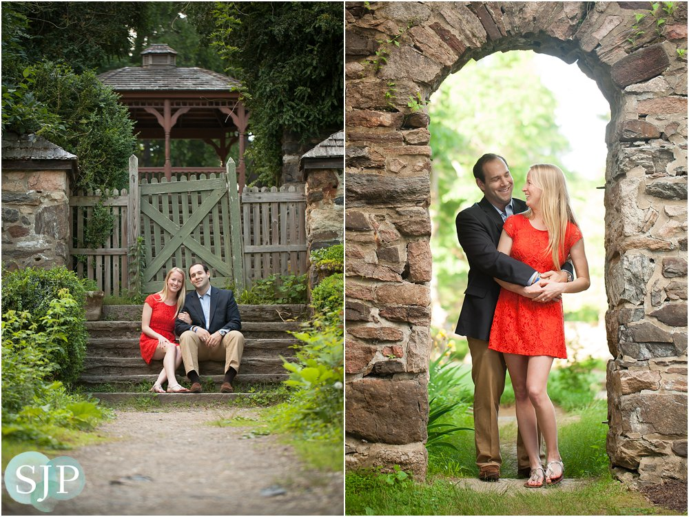 Media PA Engagement Session- Ridley Creek State Park: Laura and Brandon