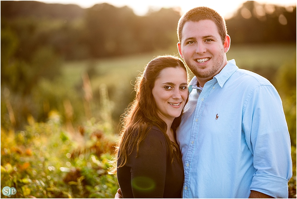Amy + Irvy // Brandywine Creek State Park Early Fall Engagement Session