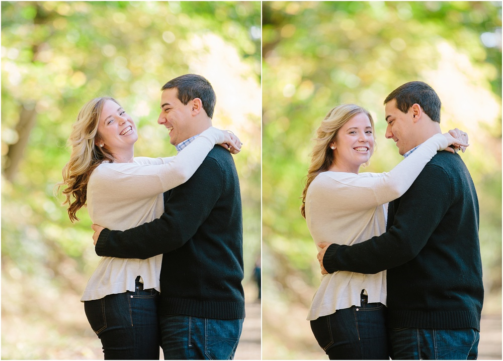 Bill + Jackie // Brandywine Creek State Park Fall Engagement Session