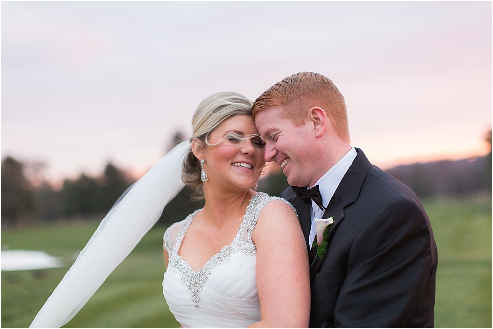 Kelly + John// Classic Winter Wedding {Penn Oaks Golf Club Wedding Photography}