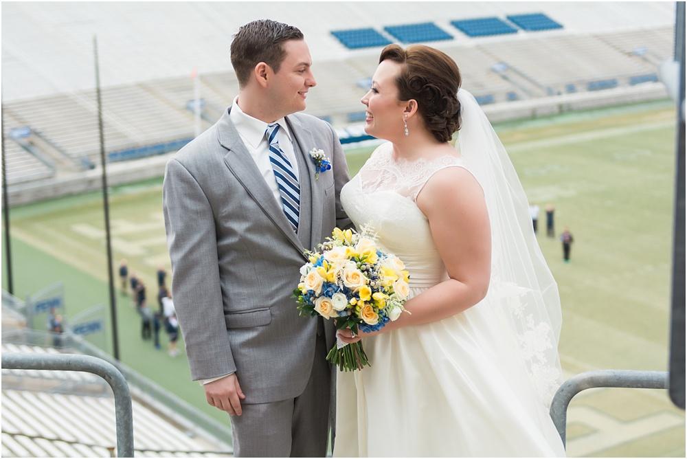 Penn State University Wedding Photographer // Beaver Stadium Wedding // Ashley and Alex