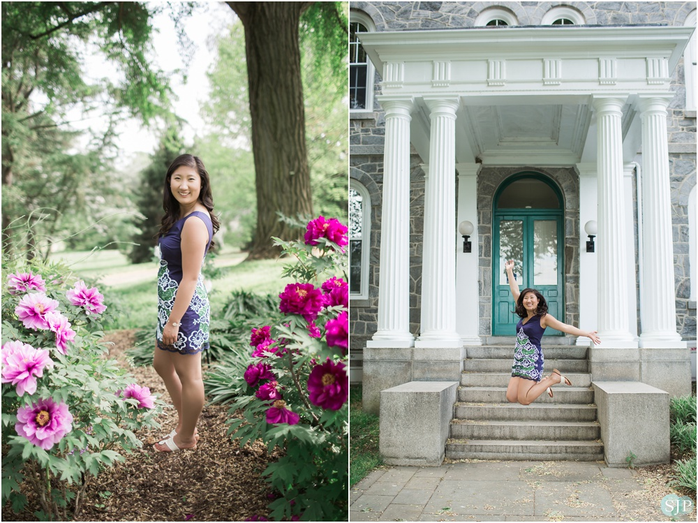 Main Line PA Portrait Photographer | Senior Portraits | Aileen
