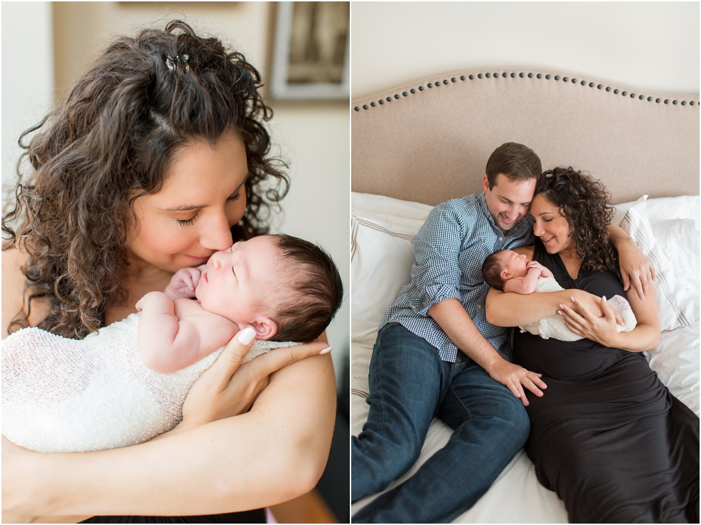 Hoboken NJ Newborn Photography | City Chic Newborn Session | Jacklyn