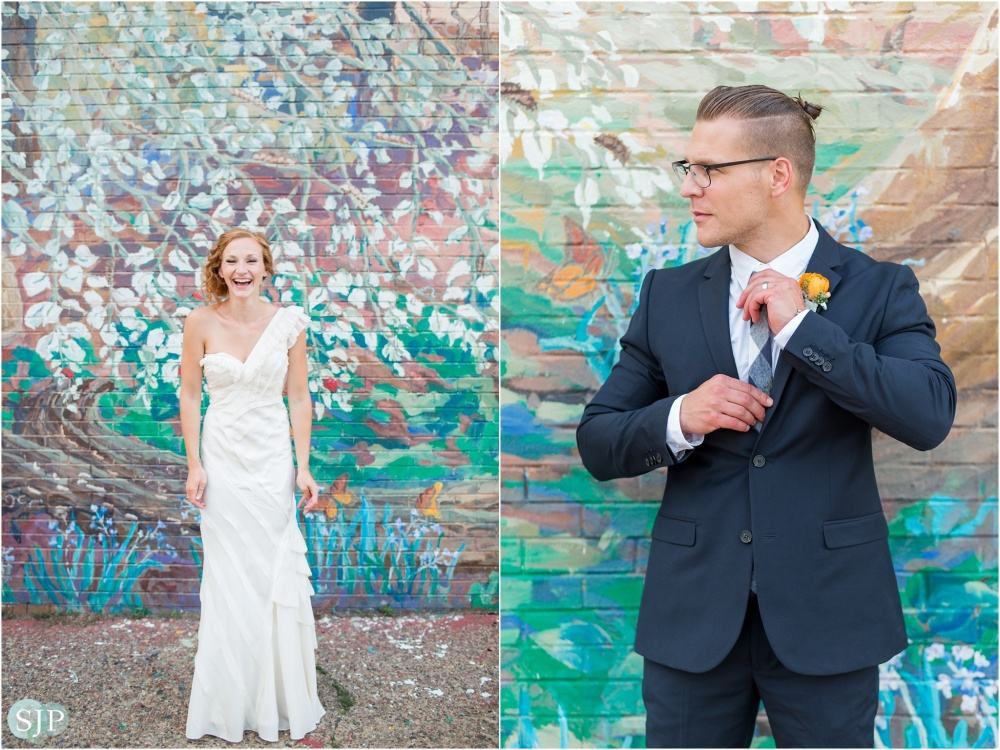 MAAS Building Philadelphia Wedding Photography | Married Monday | Brittany + Derek Wedding Preview!