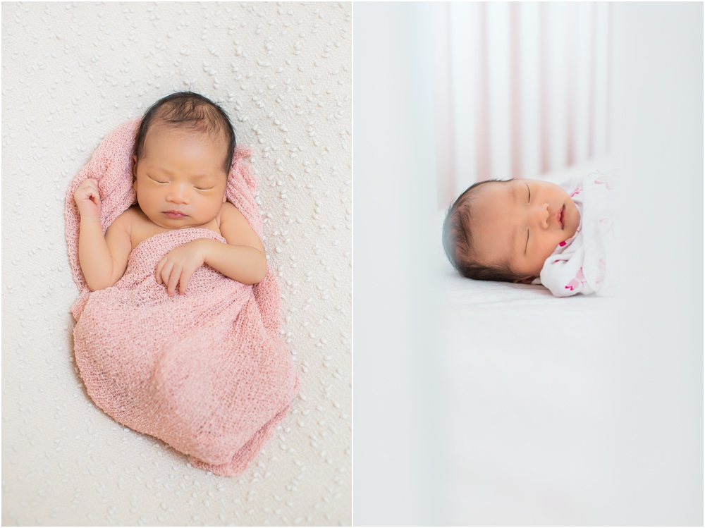 Dreamy Newborn Session | Philadelphia Lifestyle Photographer | Baby E