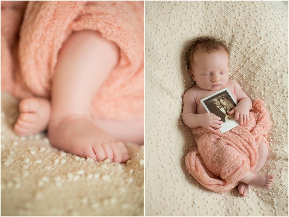 Doylestown PA Lifestyle Photographer | Newborn Photography | Baby Logan