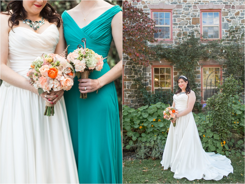 Birds of Paradise, Travel Inspired Wedding | Moonstone Manor Elizabethtown PA Wedding Photography | Laura and Mike