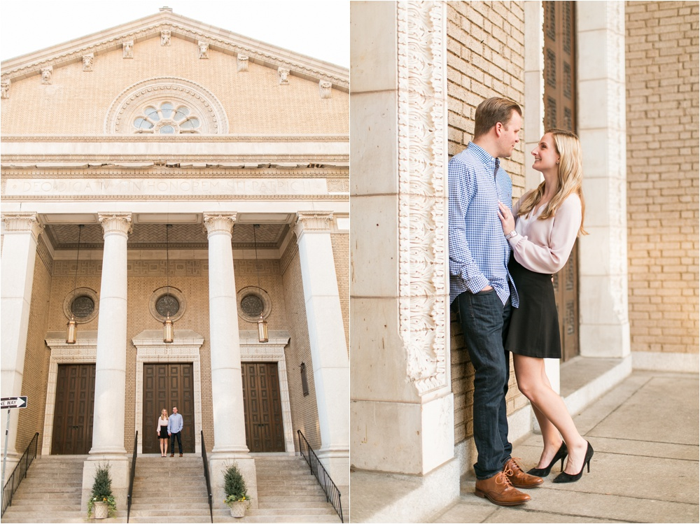 City Chic Engagement Session | Rittenhouse Square Engagement Photographer | Sarah and Brendan