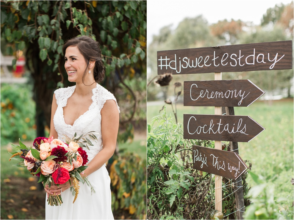 Rustic Barn Wedding | Rodale Institute Wedding Photography | Julianna and Dave