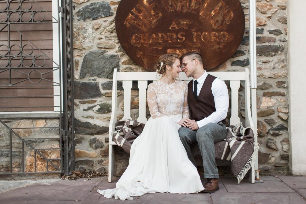 Featured on Ruffled Blog | Swiss Chalet Wedding Inspiration | Philadelphia Wedding Photographer