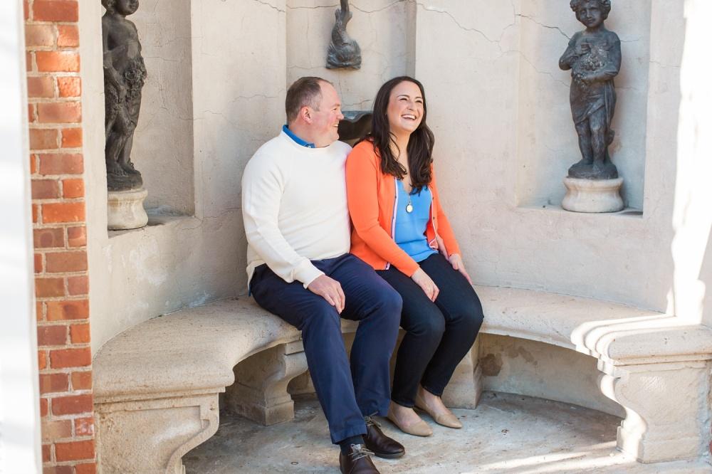 Georgetown Sunset Engagement Session | Destination Wedding Photographer | Bernadette & Ryan