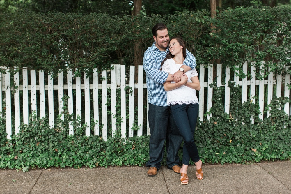 Doylestown Engagement Session | Small Town Engagement | Meaghan and Brian