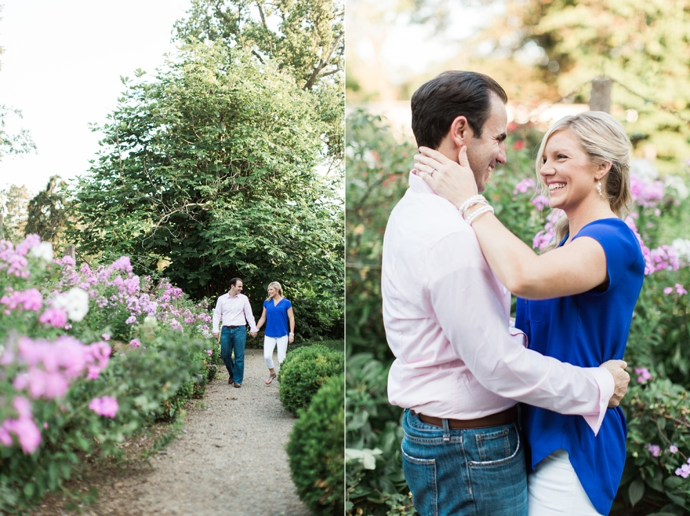 Rockwood Park Engagement Session | Delaware Wedding Photographer | Ashley and Patrick