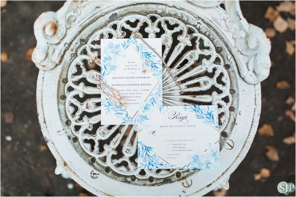 Pearl S. Buck House Wedding Preview | Philadelphia Wedding Photographer | Jillian & Nick
