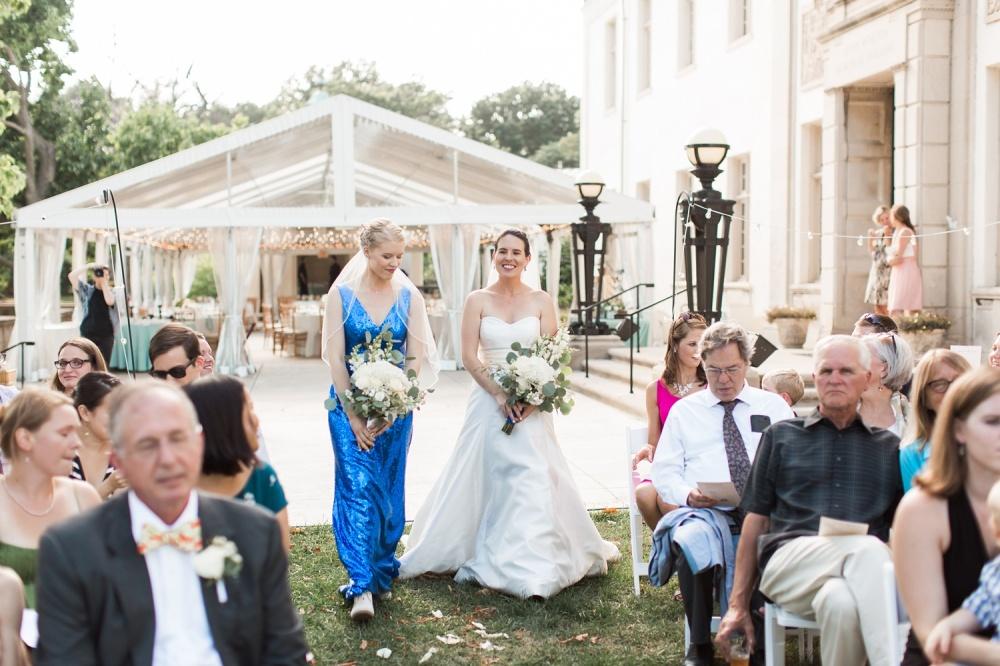 American Swedish Museum of Philadelphia Wedding Photography   Late Summer Wedding   Annie & Margaret