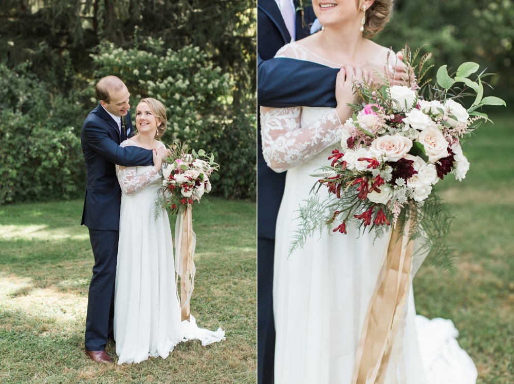 Pearl S. Buck House Wedding Photography | Philadelphia Wedding Photographer | Jillian and Nick
