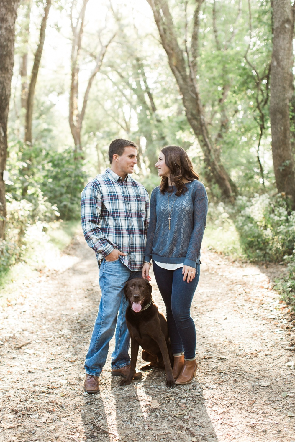 Elk Neck State Park Engagement Session | Maryland Wedding Photographer | Meredith and Rich