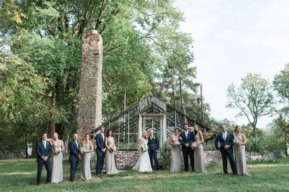Philander Knox Estate at Valley Forge Wedding Photography   Fall Wedding Inspiration   Laura and Chris