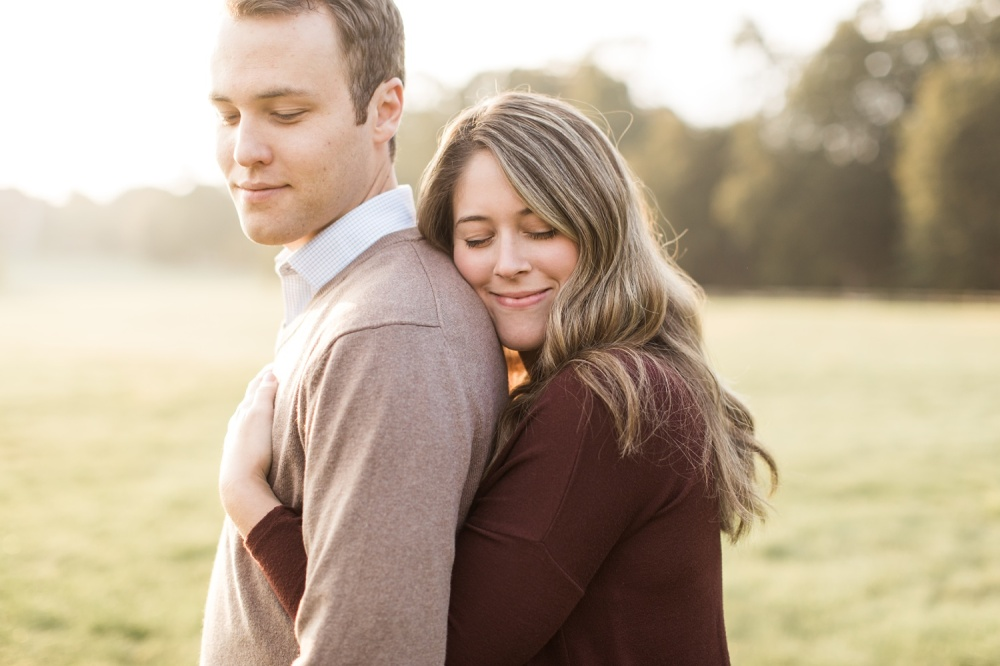 State College, PA Engagement Photographer   Downtown State College Engagement Session   Jen and Mike