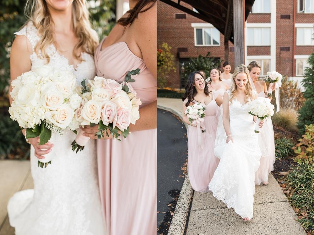 Lambertville Station & Inn Wedding Photography | New Jersey Wedding Photographer | Sarah and Brendan