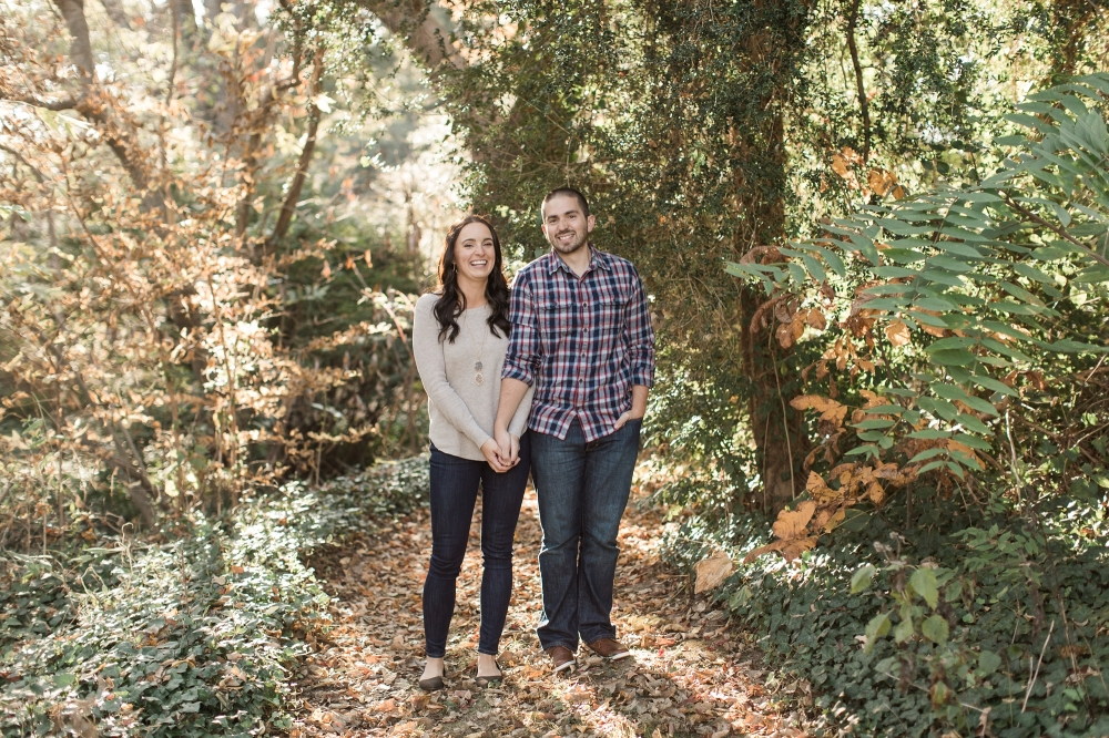 Wilmington DE Engagement Photography | Marian Coffin Gardens at Gibraltar Engagement Session | Nicole and Shawn