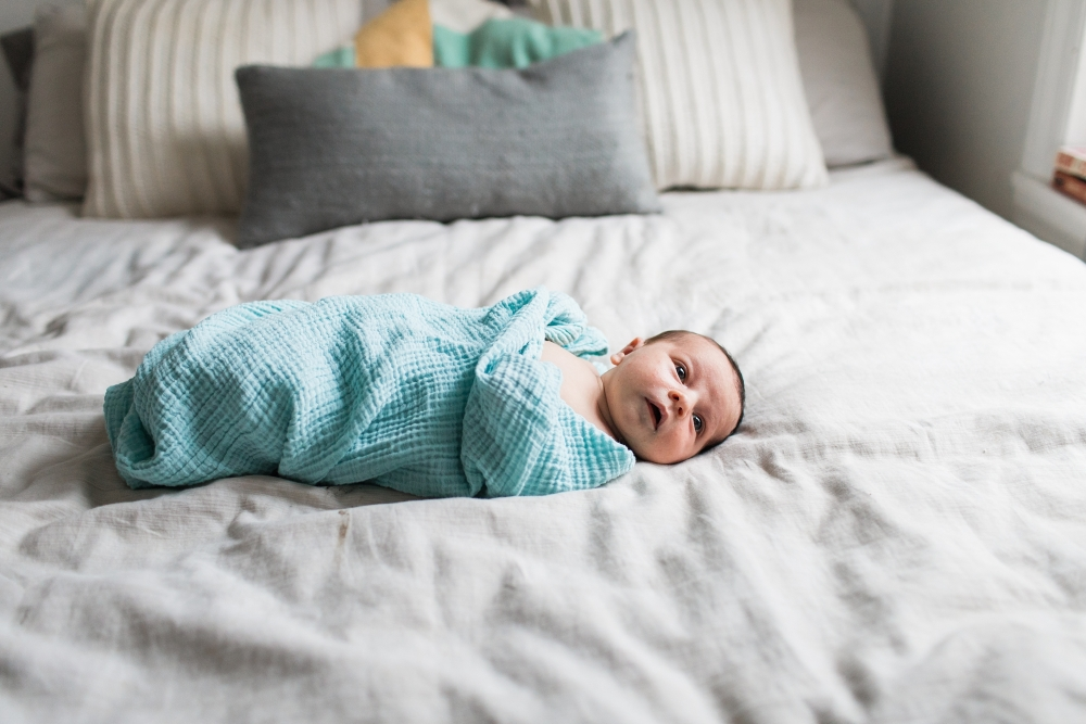 Philadelphia PA Newborn Session | Lifestyle Family Photographer | Penelope