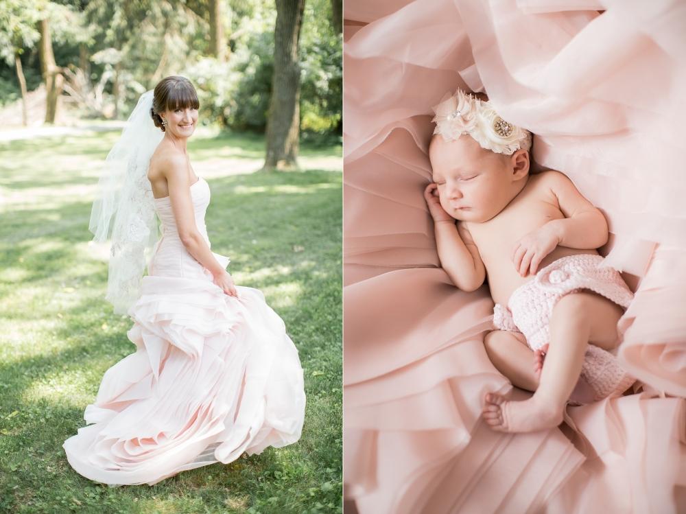 Glen Mills Newborn Photography | Sunny