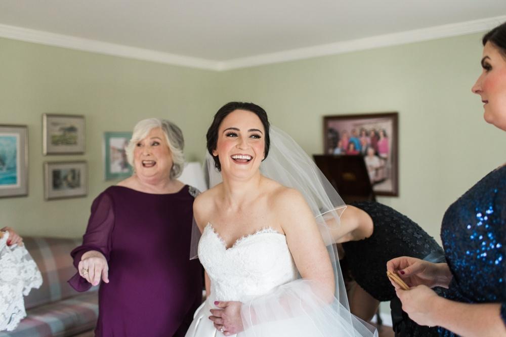 The Radnor Hunt and Pony Club Wedding Photography | Cozy Pennsylvania Winter Wedding | Bernadette and Ryan
