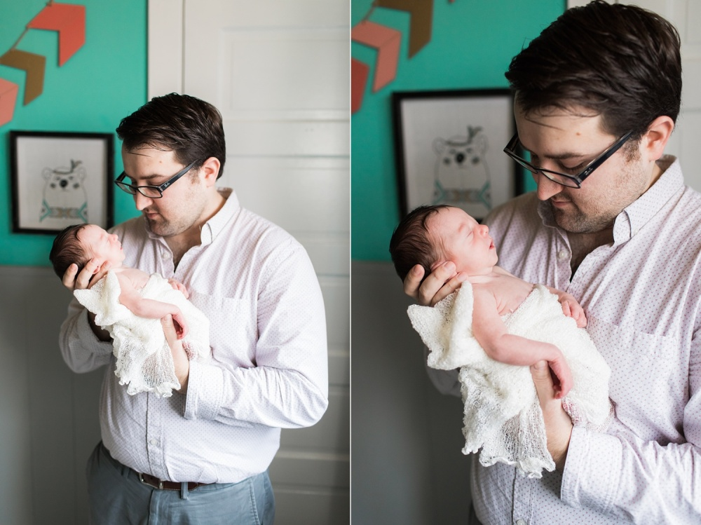 Philadelphia PA Lifestyle Newborn Photographer   SJP Baby   Evelyn