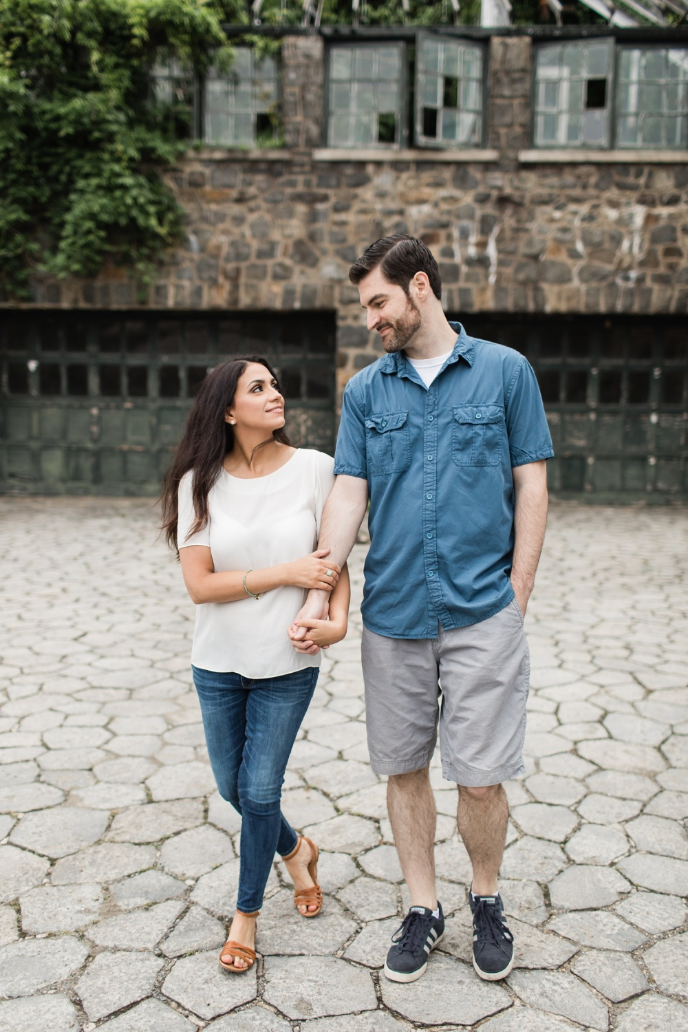 Goodstay Gardens Engagement Photography | Wilmington DE Wedding Photographer | Natalie and Rich
